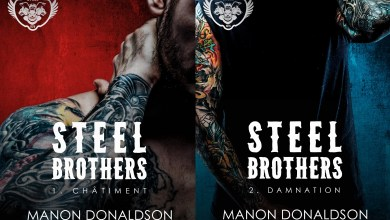 Photo de Steel Brothers T1 & T2 de Manon Donaldson