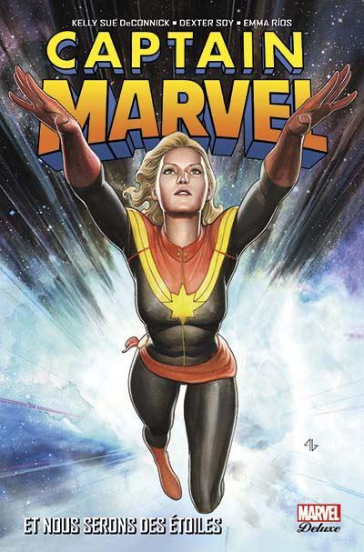 Captain Marvel - Tome 1 - Et nous serons des étoiles