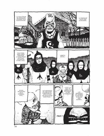 Eveil de Taiyô Matsumoto - Hana ©︎ Taiyou MATSUMOTO, 2002-2018