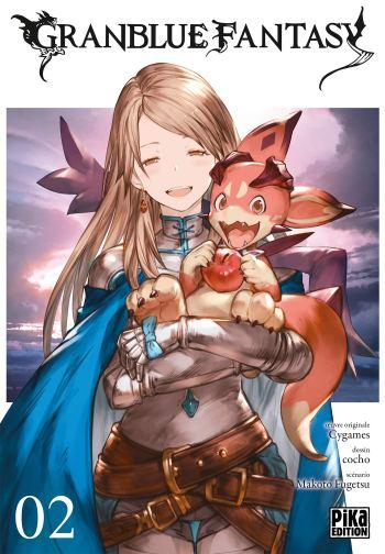 Granblue Fantasy T02 de Cocho et Makoto Fugetsu