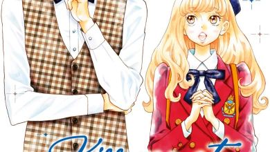 Photo de Kiss me at Midnight T05 de Rin Mikimoto