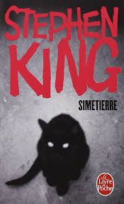 Simetierre de Stephen King JC 12 2019