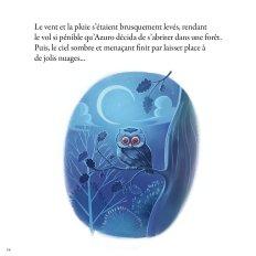 Azuro le dragon bleu (petit format) de Laurent & Olivier Souillé - Jérémie Fleury-3