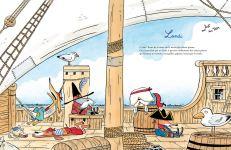 Les Chiens Pirates - Adieu Côtelettes ! de Clémentine Mélois & Rudy Spiessert-2