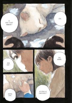 Les liens du sang T01 de Shuzo Oshimi - extrait 1