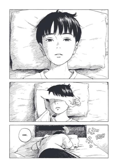 Les liens du sang T01 de Shuzo Oshimi - extrait 2
