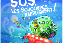 Photo de S.O.S. Les Soucoupes Rappliquent ! de Agnès Ernoult & Pog