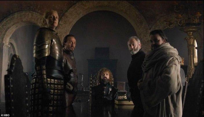 Game of thrones Saison 8 - Episode 6 - le conseil