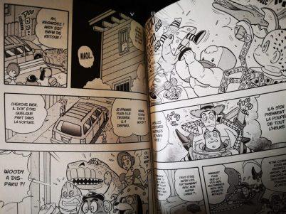 Toy Story de Tetsuhiro Koshita & Disney-Pixar