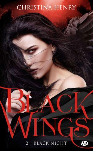 Black Wings tome 2 de Christina Henry