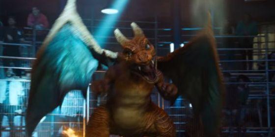 Détective Pikachu le film - Dracofeu