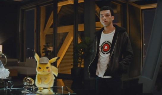 Détective Pikachu le film - Tim et Pika