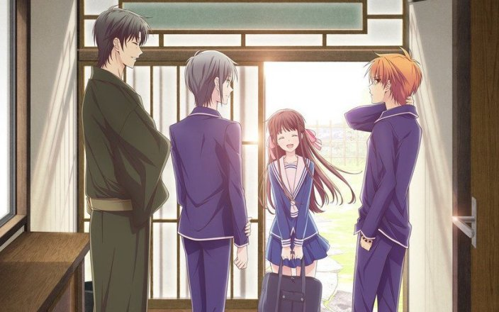Fruits Basket 2019 - 1