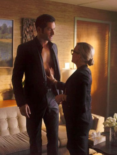 Lucifer Saison 1 de Joe Henderson & Tom Kapinos-4