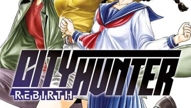 Photo of City Hunter Rebirth T01 de Sokura Nishiki