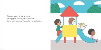 Max et Lapin T10 L'école Ah ! Non merci ! de Astrid Desbordes et Pauline Martin-3