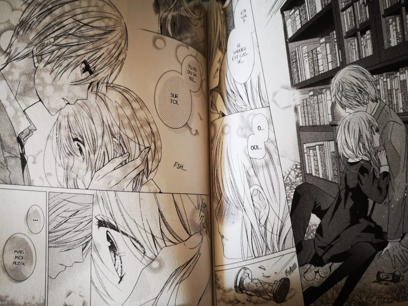 Our Little Secrets T02 de Ema Toyama