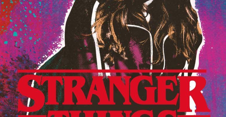 Photo de Stranger Things – Runaway Max de Brenna Yovanoff