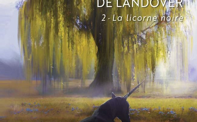Photo of La licorne noire de Terry Brooks
