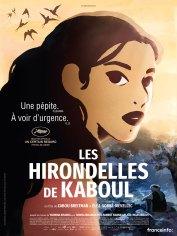 Les hirondelles de Kaboul Film SC du 18/09/19