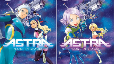 Photo de Astra – Lost in Space T02 à T03 de  Kenta Shinohara
