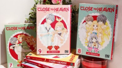 Photo of Close To Heaven T07, T08 & T09 de Rin Mikimoto