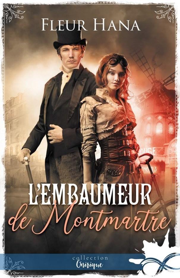 L'embaumeur de Montmartre_Fleur Hana
