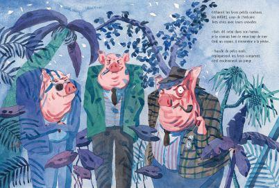 Les trois autres petites cochons de Alice Brière-Haquet et Juliette Lagrange-2