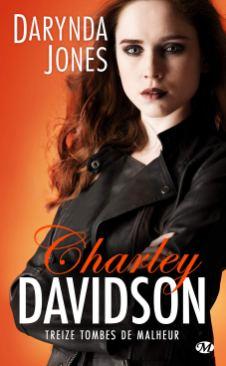 Treize tombes de malheur - Charley Davidson - Darynda Jones