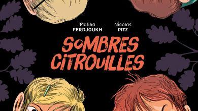 Photo de Sombres Citrouilles de Malika Ferdjoukh et Nicolas Pitz
