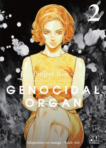 Genocidal Organ T2 de Gatô Asô