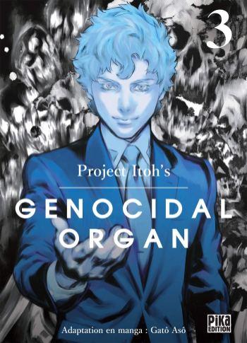 Genocidal Organ T3 de Gatô Asô