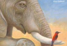 Photo de L'éléphante qui cherchait la pluie de M. Piquemal & A. Godard