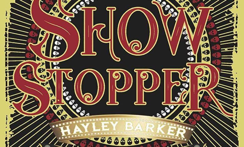 Photo de Show Stopper d'Hayley Barker