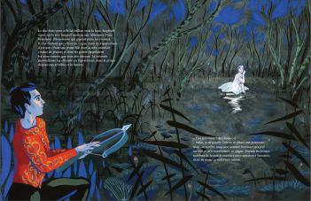 Le Lac des Cygnes de Pascale Maret et Alexandra Huard 2