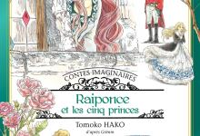 Photo de Raiponce et les cinq princes de Tomoko Hako