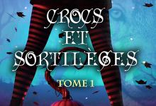 Photo de Les Lectures Communes des Songeuses #2 : Crocs et sortilèges, T1 & T2 de Louisa Méonis