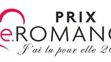Photo de Prix e.Romance J'ai lu pour elle 2020