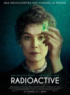 Radioactive sorti ciné film