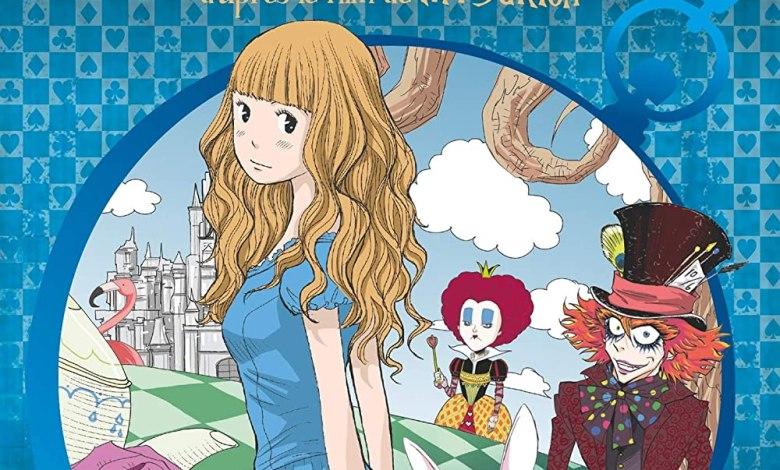 Photo of Alice aux pays des merveilles de Jun Abe