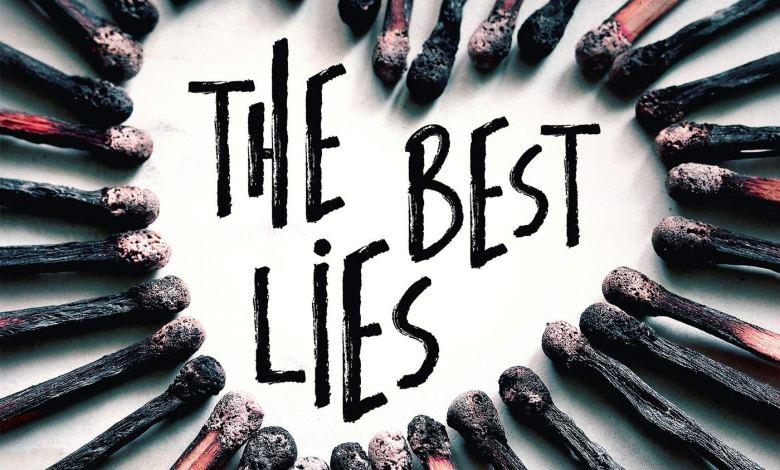 Photo de The Best Lies de Sarah Lyu