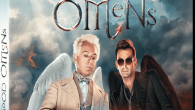 Photo de Good Omens en DVD & Blu-Ray de Douglas Mackinnon