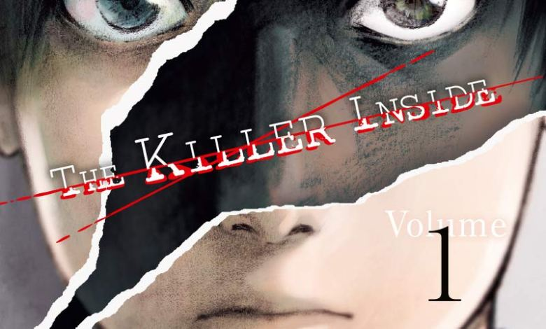 Photo of The Killer Inside de Hajime Inoryu et Shota Ito