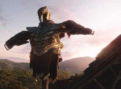 Avenger 4 EndGame img 4 Thanos