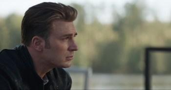 Marvel Studios' AVENGERS: ENDGAME..Steve Rogers/Captain America (Chris Evans)..Photo: Film Frame..©Marvel Studios 2019
