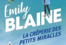 Photo of La crêperie des petits miracles d'Emily Blaine