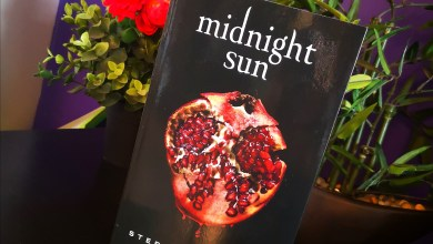 Photo de Midnight Sun de Stephenie Meyer