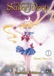 Sailor Moon Eternal Edition T1 de Naoko Takeuchi