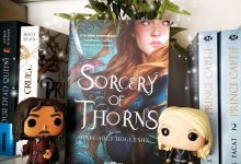 Photo de Sorcery of Thorns de Margaret Rogerson
