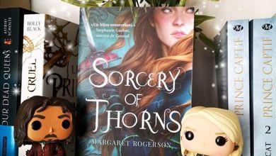 Photo de Sorcery of Thorns de Margaret Rogerson